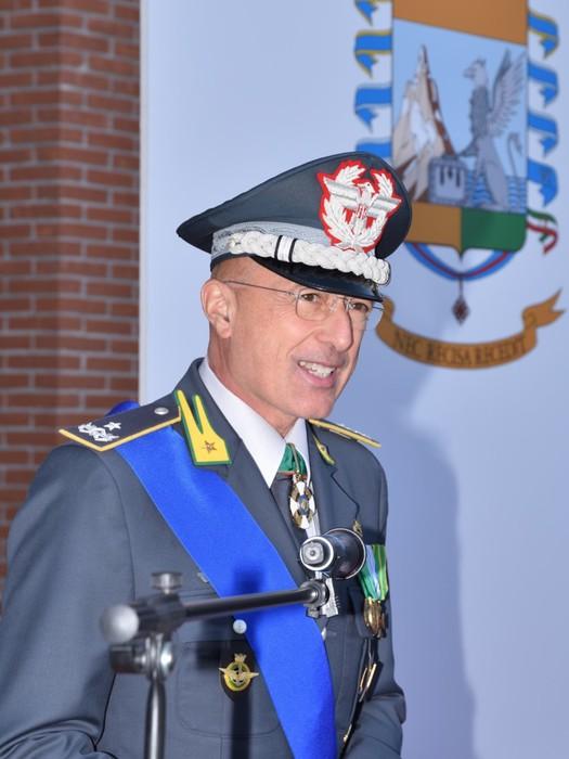 Il generale Alberto Reda