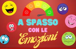 """Logo programma """"A spasso con le emozioni"""""""