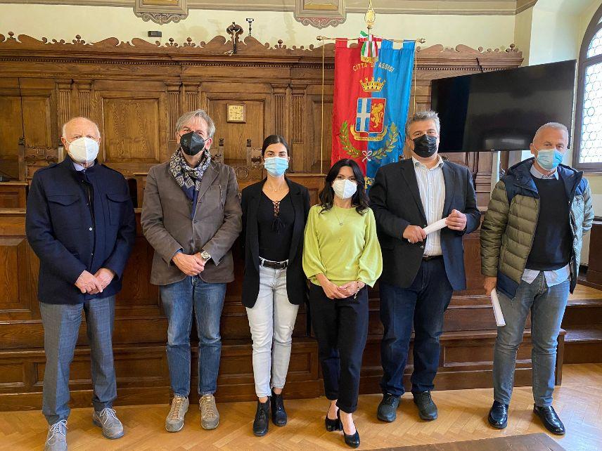 Nuova Giunta comunale Assisi