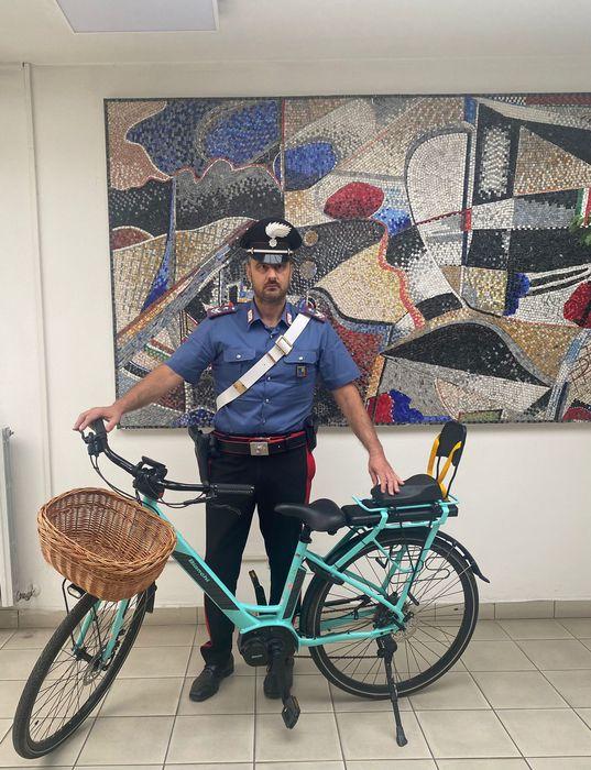 La bicicletta del sindaco Latini