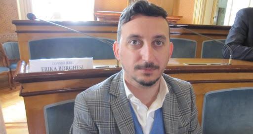 Il nuovo presidente, facente funzioni, della Provincia di Perugia Sandro Pasquali